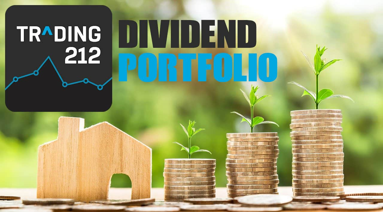 Trading 212 Dividend Investing