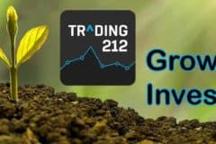 Trading 212 Growth Investing